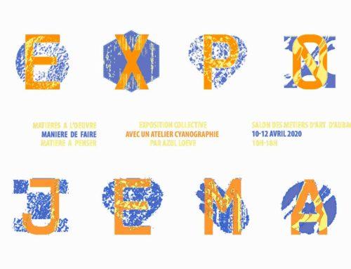 2020 | Exposition JEMA | Aubagne